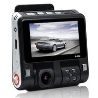 Car DVR with SQ solution, 1 million pixels, 170 degree view angle thumbnail image
