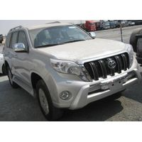 Toyota Land Cruiser Prado TX_L 3.0L Diesel, Manual Transmission. Brand new, model 2014.
