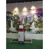 nwe 3D Wall Printing Machine Format Vertical Wall Printer Mural with tx800 print head