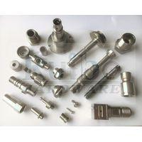 Custom made nut bolt for hydraulic pressure system