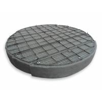 Galvanized knitted demister pad & mist eliminator for sale