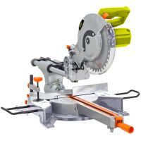 "TOLHIT 255mm/10"" Professional Slide Compound Miter Saw thumbnail image"