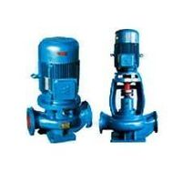 ISG, IRG, IHG and YG series single-stage vertical centrifugal pump