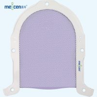 Meicen Violet S-Shaped Head Mask, thermoplastic mask for radiotheapy