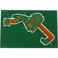 Turnkey PCBA Manufacture 6 Layer Rigid-Flex PCB