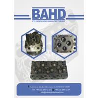 Daf XF95 Cylinderhead