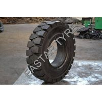 Forklift Tire, Solid Tire Used for Forklift (16x6-8) thumbnail image