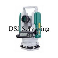 """Sokkia DT540L 5"""" Digital Theodolite with Laser Pointer, Dual Display thumbnail image"""