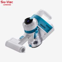 SUVAC DV-8810DC-XW NEWEST STICK AND HANDY CORDLESS CYCLONE RECHARGEABLE VACUUM CLEANER thumbnail image