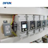 DFUN DFPM91 Modbus DIN Rail with RS485 Single Phase Smart Electronic Energy Meter thumbnail image