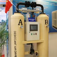 Heated Purge Desiccant Air Dryers