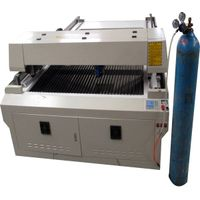 New product! 150w co2 laser metal cutting machine FL-2512 for sale