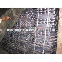 tin antimony lead ingot