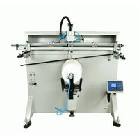 Big-Size Bucket Round Screen Printing Machines