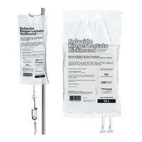 New products Sodium Lactate Ringer's Injection 500ml Lactate De Sodium Infusion ringer lactate drip thumbnail image