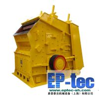 High production double rotors impact crusher for sale