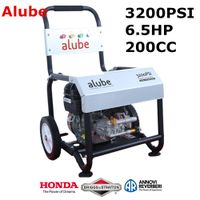 6.5HP 220Bar gasoline high pressure cleaner