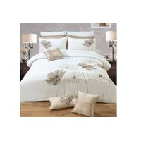 polycotton reserve.100% polyester front duvet cover set, home sheet set