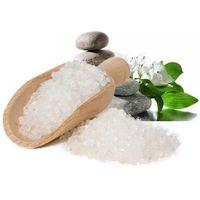 Unscented 100% Natural Dead Sea Bath Salts , Dried
