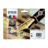 Best price Epson Pen 16 Ink Cartridges Multipack thumbnail image