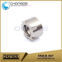 high accuracy & durability ER25UM nut for milling machine thumbnail image