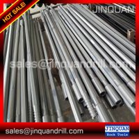 T38 1000mm thread drill rod for Rock Drilling