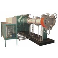 Pin Cold Feed Rubber Extruder