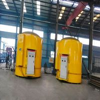 Galvanized equipment, cautious platform thumbnail image