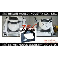 Injection Plastic Car Cooling Fan Shroud Mould