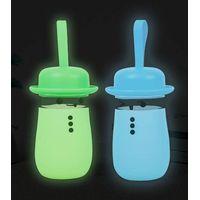 Luminous cartoon cup