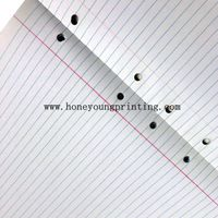 7mm 8mm ruled notebook for student with perforation thumbnail image