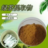 Green Tea Extract 50%-98% Theaflavin Raw Materials of Green Tea Polyphenols thumbnail image