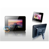 7 inch metal digital photo frame