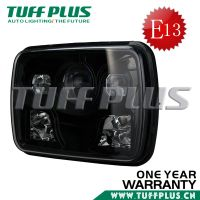 5*7 square sealed beam led headlight