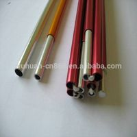 different sizes customized aluminum tent poles