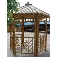 sell bamboo gazebo