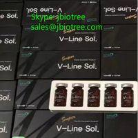 For face/belly/leg Lipolysis solution: V-line SOL, Lipolysis solution Vline sol,Lipolytic solution,