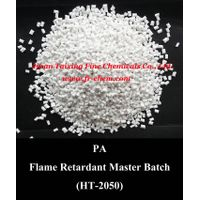 Halogen-free flame retardant for PA6