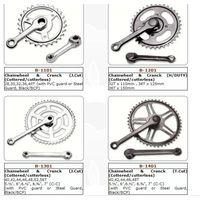 Bicycle Crank & Chainwheel thumbnail image