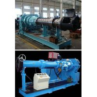 vacuum cold feed pin tye Rubber Extruder