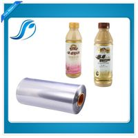 PVC Shrinkable Film For Label Printing