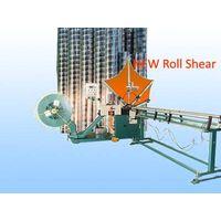 Roll shear spiral duct machine thumbnail image