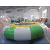 Inflatable Floating Trampoline thumbnail image