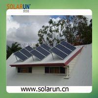adjustable solar mounting system