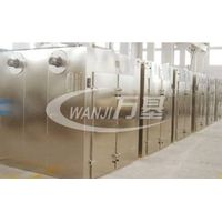 CT, CT-C Series Axial Hot Air Circulating Drying Oven