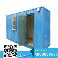 Best Quality Portable Cabin Caravans Prefab Houses