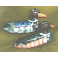 Painting Mandarin Ducks