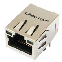 6605814-6 RJ45 Mag connector thumbnail image