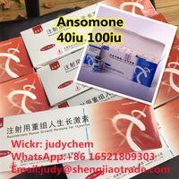 Genuine HGH Ansomone injections 40iu 100iu 4iu/vial 10iu/vial Wickr:judychem