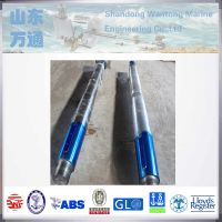 forged ship flexible propeller transmission stern shaft